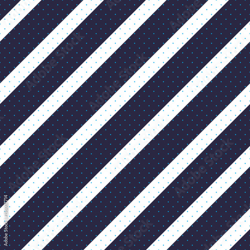 Cotton fabric Lines minimal vector seamless pattern, abstract background. Simple geometric design. Diagonal parallel stripes.