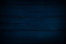 Wood Dark Navy Blue Background