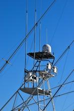 Charter Fishing Boat Flying Br...