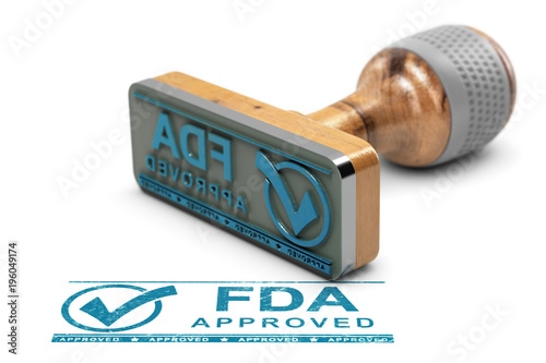 Fotografía  FDA Approved Products or Drugs