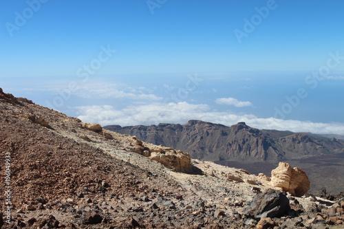 Papiers peints Cappuccino Parque Nacional del Teide