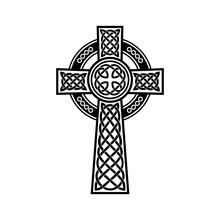 Vector Celtic Cross Design