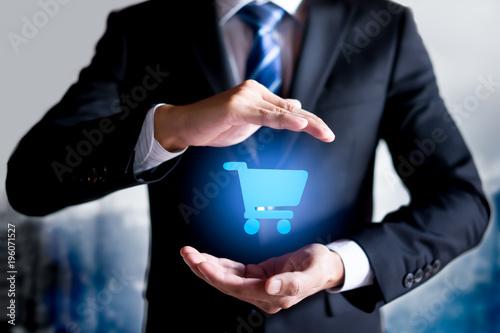 Fotografía  Concept about Consumer protection