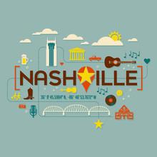 Nashville Landmarks, Attractio...