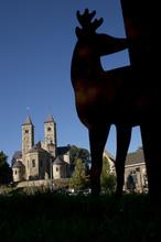 De Basiliek Van De H.H. Wiro, Plechelmus En Otgerus Te Sint Odiliënberg In Het Bisdom Roermond.