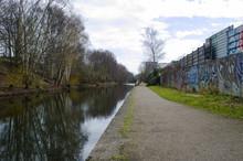 Walking The Tow Path Of The Bi...