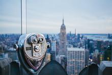 New York City - Ausblick Von R...