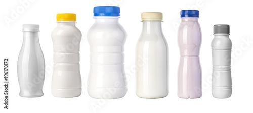 Zdjęcie XXL plastikowa butelka na białym tle