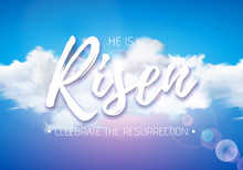 Easter Holiday Illustration Wi...