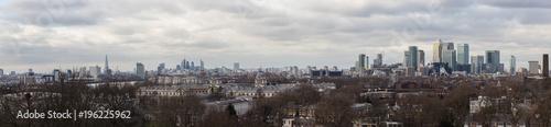 In de dag Los Angeles Panorama of London