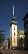 Church of St. James in Brno. Czech republic