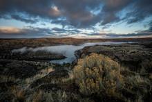 Oregon Desert Sunrise Madras D...