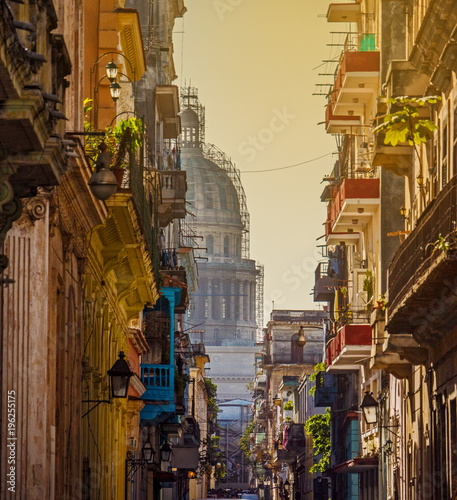 Poster Havana Havana in Kuba