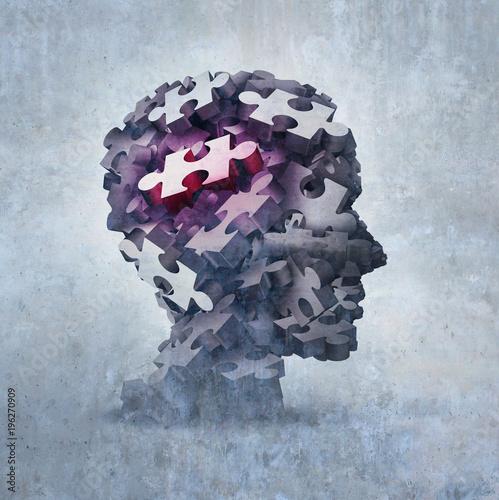 Neurosis Canvas Print