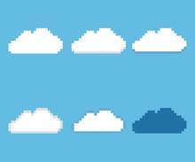 Pixel Cloud Vector