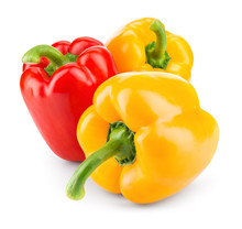 Peppers. Paprika. Bell Pepper....