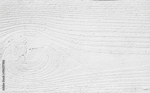 White Wood Plank Texture Background. Texture Of White Painted Wood.