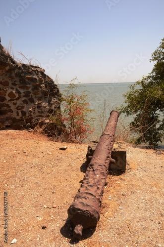 Photo Fort James Island -Kunta Kinteh (Gambie)