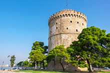 White Tower. Thessaloniki, Greece