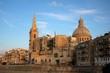 Historic Valletta in Malta