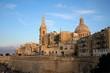 View to Valletta in Malta
