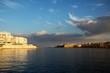 Valletta and Sliema in Malta
