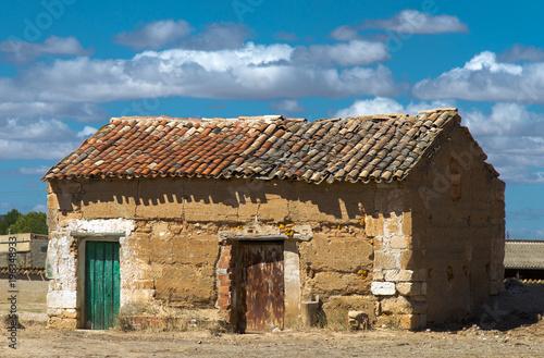 Vieille maison rurale de Baños de Cerrato à Venta de Baños, Castille-et-León, Espagne