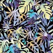 Jungle Dark - Pattern