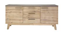 Timber Cupboard Unit