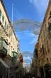 Historic city of Valletta in Malta