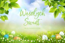Życzenia Wielkanocne, Wesoły...