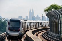 Mass Rapid Transit (MRT) Train...