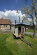 schäferwagen im freilandmuseum fladungen