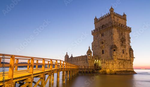 Valokuva  Turm von Belem Lissabon Portugal