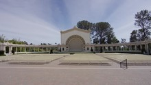 The Spreckels Organ Pavilion
