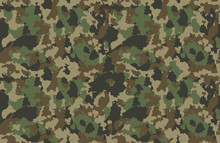 Texture Military Camouflage Repeats Seamless Army Green Dirty Hunting