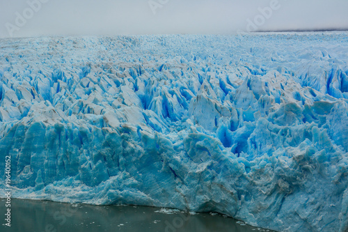 Fotobehang Gletsjers Perito Moreno Glacier in the Argentine Patagonia, South America