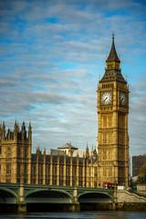 Fototapeta na wymiar Big Ben in London, UK.