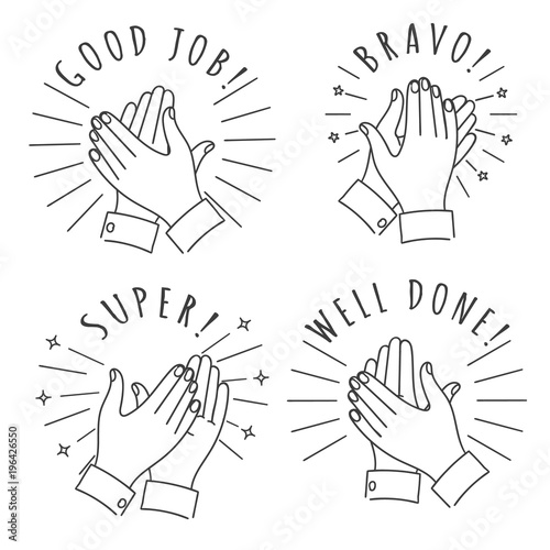 bossman hand clap adobe