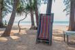Beach Chair on Samed Island