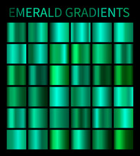 Emerald Gradients Collection F...