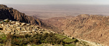 The Village Of Dana On The Edg...