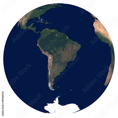 Earth From Space Large Satellite Image Of Planet Earth Photo Of