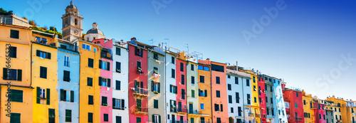 Keuken foto achterwand Liguria Cityscape Of Portovenere - Liguria Italy