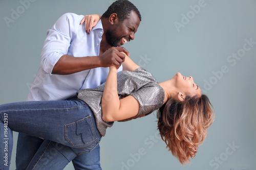 Interracial Dancing