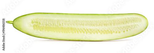 Foto op Plexiglas Verse groenten cucumber