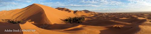 Tuinposter Zandwoestijn Sand dune