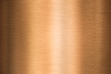 bronze or copper metal brushed texture