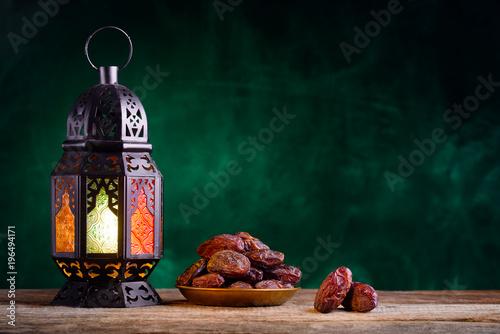 Photo  Ramadan concept