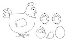 Coloring Page For Children - V...